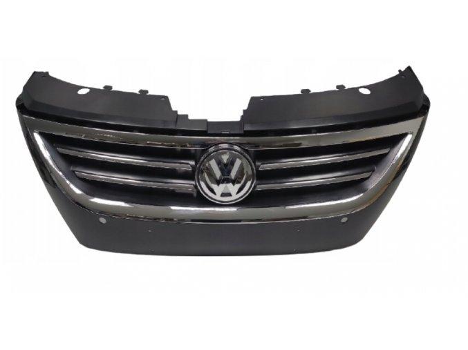 Přední maska VOLKSWAGEN VW PASSAT CC (2008-2012) - 3C8853651Q