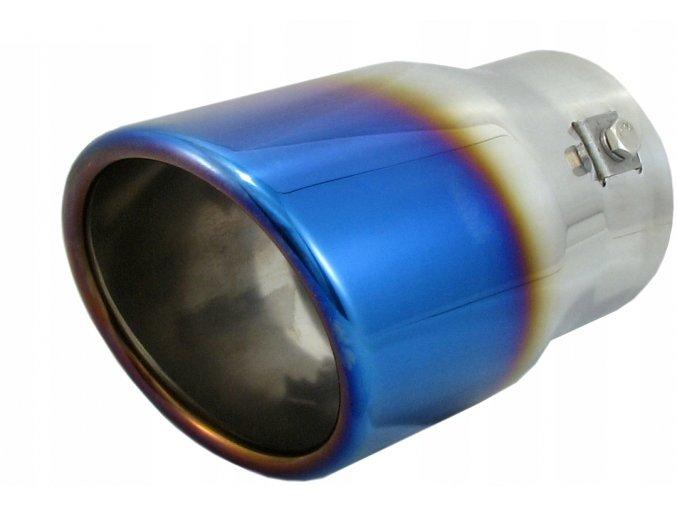 INOX MT007BLC Koncovka výfuku 150x90mm - NEO CHROM