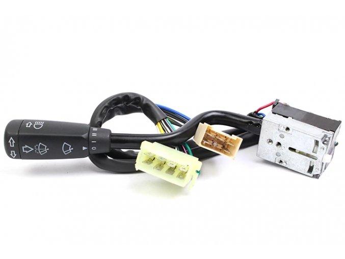 Páčka přepínač blinkrů / spínač světel Mercedes T1 - 0055457424