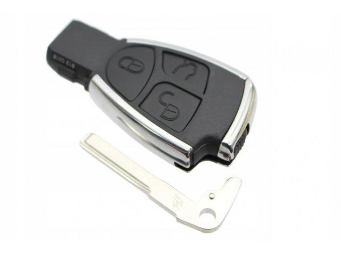Náhradní obal klíče 3-tlačítkový, MERCEDES W203 W211