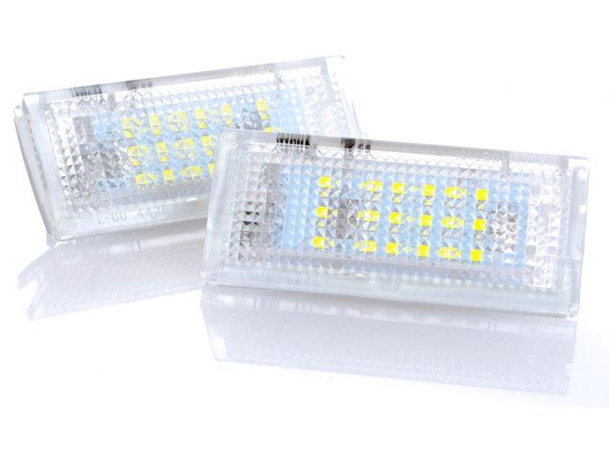 LED osvětlení SPZ BMW 3 E46