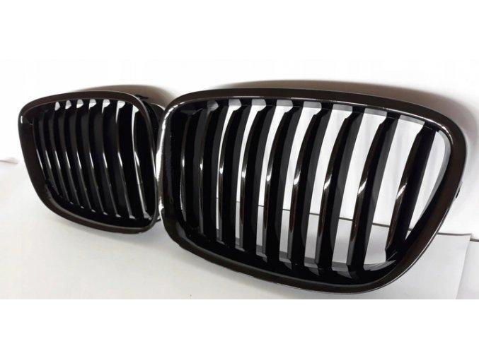 Přední maska, ledvinky, mřížky BMW 5 GT F07