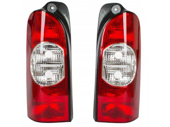 Zadní světla RENAULT MASTER (04-10) - 2655500QAD, 551-1945L-UE, 4401956, 26555-00QAD