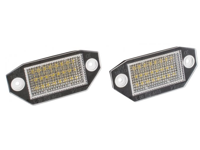 LED OSVĚTLENÍ SPZ Ford Mondeo MK3 III
