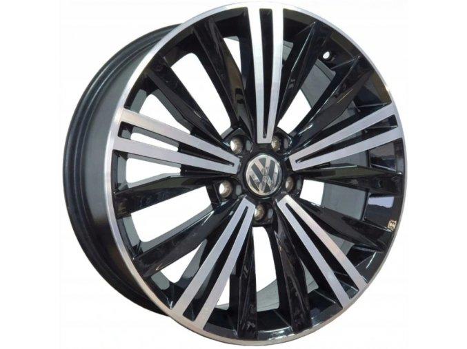 Alu kolo Volkswagen VW 5NA601025AB, 7x18 5x112 ET43