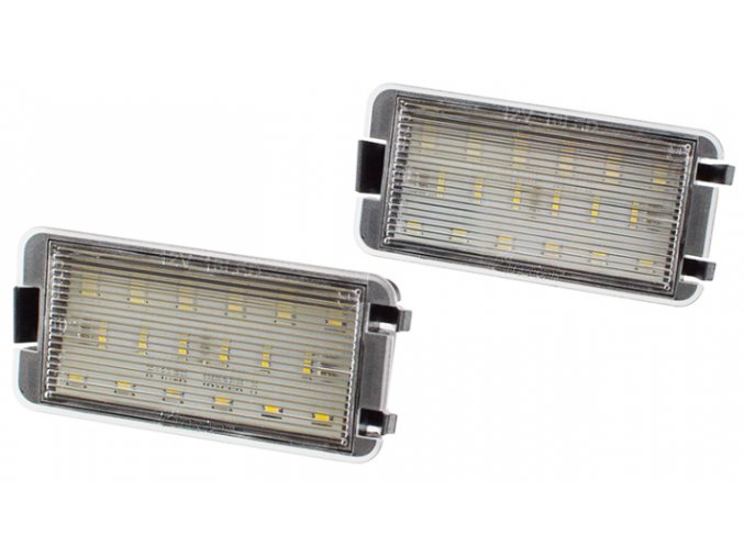 LED OSVĚTLENÍ SPZ  Seat Ibiza Leon Cordoba