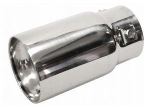INOX 1298 Koncovka výfuku 136x76mm