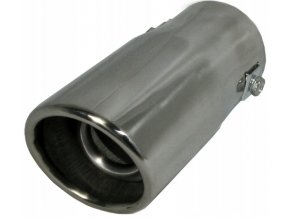INOX MT42118 Koncovka výfuku 145x63mm