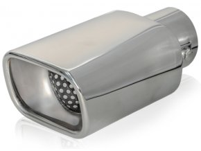 INOX 5814 Koncovka výfuku 170x95x67mm dyfuzor BASS