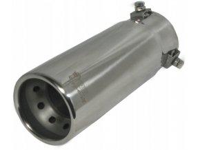INOX 94724 Koncovka výfuku 180x64mm