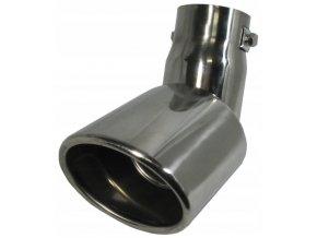 INOX 42048 Koncovka výfuku 165x99x82mm diesel