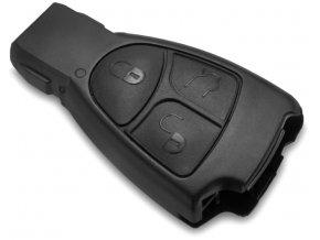 Náhradní obal klíče 3-tlačítkový, 2-tlačítkový, MERCEDES W202 W203 W210 W211