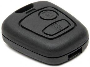 Náhradní obal klíče 2-tlačítkový, TOYOTA AYGO