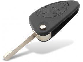 Náhradní obal klíče 3-tlačítkový, ALFA ROMEO 147 156 GT (SIP22)