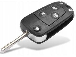 Náhradní obal klíče 3-tlačítkový, FORD FOCUS FUSION S-MAX (FO21)