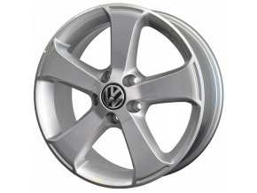 Alu kolo ORIGINÁLNÍ Volkswagen VW 1K8071497 6,5x17 5x112 ET39