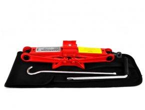 Zvedák nůžkový 1T + klíč (TOYOTA) - SADA