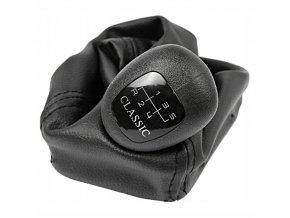 Řadící páka s manžetou MERCEDES W202 W208 W210 CLASSIC, 5st.