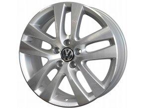 ALU KOLO ORIGINÁLNÍ Volkswagen VW 5N0071498 7x18 5x112 ET43 / model 2019
