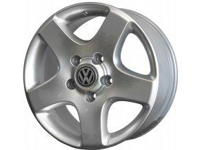 ALU KOLO ORIGINÁLNÍ Volkswagen VW 7L6601025B 7,5x17 5x130 ET55