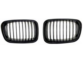 Přední maska, ledvinky, mřížky BMW 3 E46 (1999-2004) COUPE, CABRIO - sada L+P