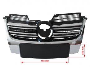 Mřížka chladiče (maska) VW Jetta 2005-2010