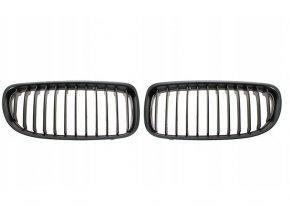 Přední maska, ledvinky, mřížky BMW 3 E90 E91 (2008-2011) - sada L+P
