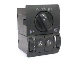Přepínač spínač světel OPEL ASTRA G II ZAFIRA A - 6240097 / 90437440