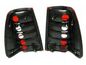 Zadní světla Mercedes W124 E-klasa (84-97 KOMBI) - sada