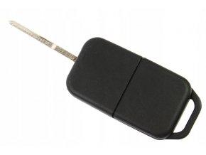 Náhradní obal klíče 1-tlačítkový, MERCEDES