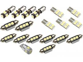 LED osvětlení interiér AUDI A6 C5 SEDAN - sada