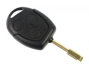 Náhradní obal klíče 3-tlačítkový, FORD