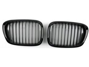 Přední maska, ledvinky, mřížky BMW 5 E39 (2000-2004) - sada L+P