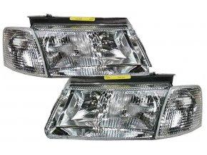 Přední světla VOLKSWAGEN VW PASSAT B5 (1996-2000) H1+H7 - sada L+P