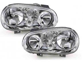 Přední světla VW GOLF IV (97-04) L+P DjAuto