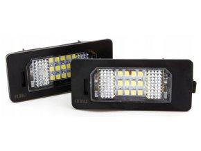LED OSVĚTLENÍ SPZ BMW E90 E91 E60 E61 X5 X6 E39