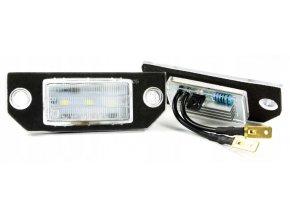 LED OSVĚTLENÍ SPZ Ford Focus Mk2 C-MAX