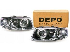 Přední světla Audi A3 8L (00-03) L+P DEPO