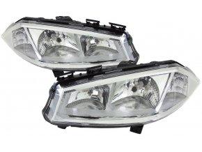 Přední světla Renault Megane 2 II (02-05) L+P DEPO