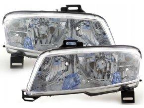 Přední světla FIAT STILO (01-) L+P DEPO