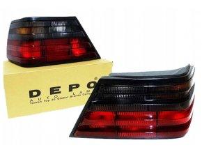 Zadní světla Mercedes E-klasa W124 (84-96) DEPO L+P