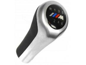 Hlavice řadící páky BMW E60 E90 E91 X3 X5 - M PAKET