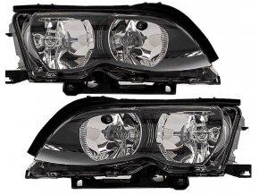Přední světla BMW 3 E46 (01-06) L+P DEPO