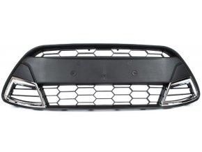 MŘÍŽKA PŘEDNÍHO NÁRAZNÍKU SPORT, STŘED Ford Fiesta Mk7 2008-2011
