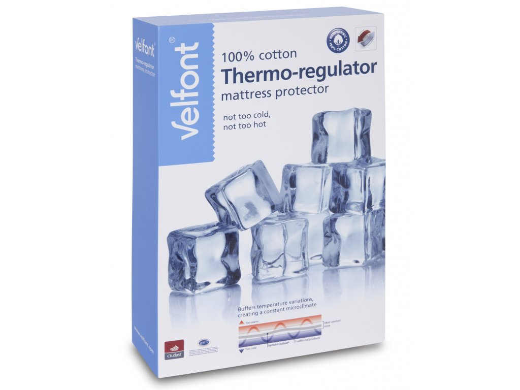 OUTLAST® THERMO-REGULATOR prostěradlo