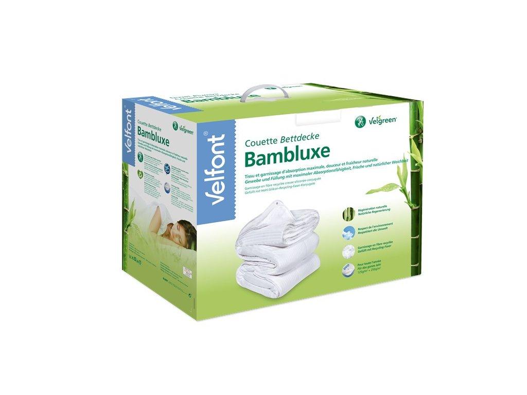 Bambluxe přikrývka