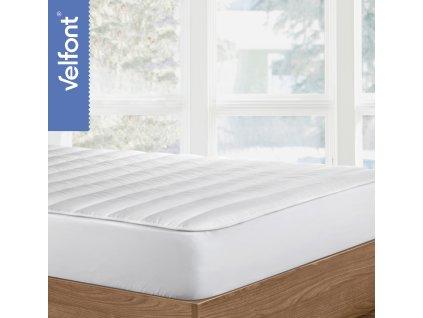 Topper - protiroztočový prošívaný matracový chránič 90x200 pro změkčení lůžka