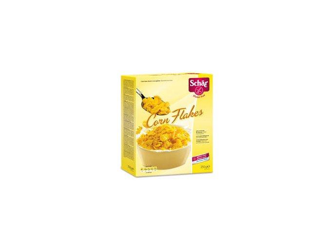 Corn flakes 250g - BEZ LEPKU, BEZ MLÉKA, BEZ VAJEC