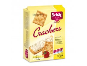 Crackers 210g