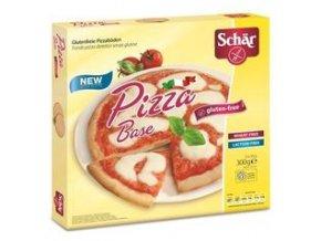 Pizza Base 300g pečivo speciální bez lepku, 2x pizza korpus - BEZ LEPKU, BEZ LAKTÓZY, BEZ VAJEC